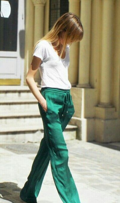 Wide Leg Trousers 6